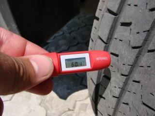 Температура эксплуатации летней резины